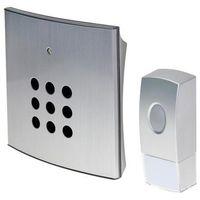 Dzwonek bezprzewodowy bateryjny ALCANO ST-338 ZAMEL (5903669013679)