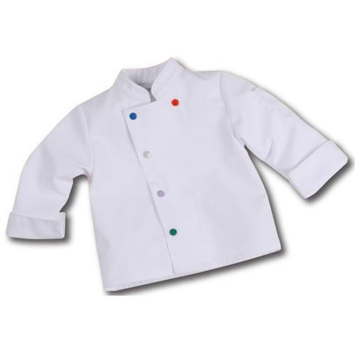 Bluza kucharska dziecięca biała meloe 2-4 lata marki Robur