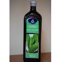 Płyn Aloes sok z aloesu płyn 1 l