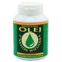 Olej z nasion wiesiołka 500mg 100 kaps. (5909990161249)