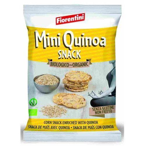 Mini Krążki Kukurydziane z Quinoa Komosa Ryżowa 20g Fiorentini
