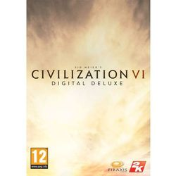 Kod aktywacyjny Gra MAC Sid Meier's Civilization VI Digital Deluxe