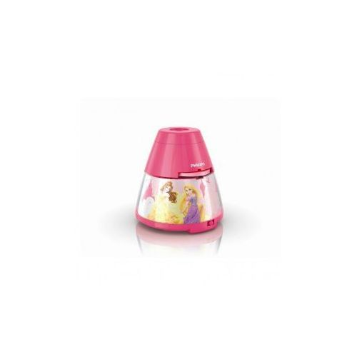 Philips disney Princess 71769/28/16 projektor i lampa led philips 717692816 (8718291529316)