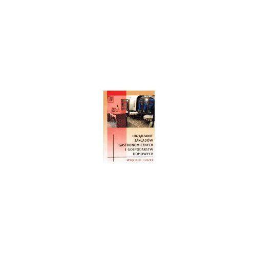 Urządzanie zakładów gastronomicznych i gospodarstw domowych (2005)