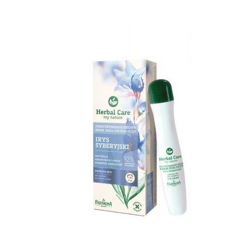 Farmona Herbal Care Siberian Iris przeciwzmarszczkowy krem pod oczy roll-on 15 ml