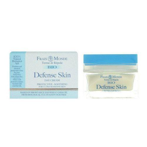 Bio defense skin day cream 50ml w krem do twarzy do skóry wrażliwej Frais monde