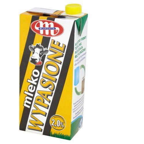 Mlekovita Mleko wypasione 1l. 2% karton op.12