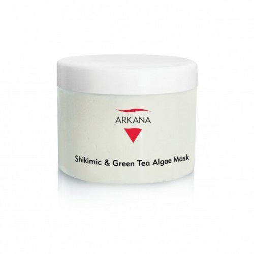 Arkana Maska algowa z kwasem szikimowym i zieloną herbatą 500 ml
