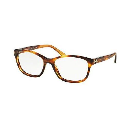 Okulary korekcyjne rl6140 5007 Ralph lauren