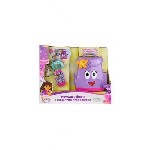 Mattel Zabawka mówiący plecak dora + darmowy transport! (0887961598315)