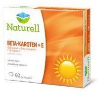 Beta-karoten + Wit. E 60tabl. NATURELL (5907377136903)