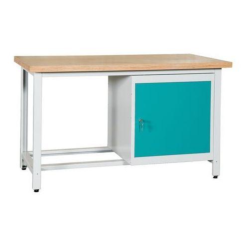 Stół warsztatowy 2-modułowy WS2-03