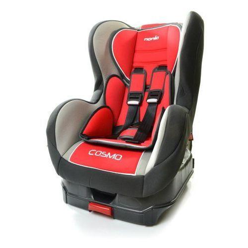 Fotelik samochodowy 9-18 kg Nania Cosmo LX ISOFIX carmin