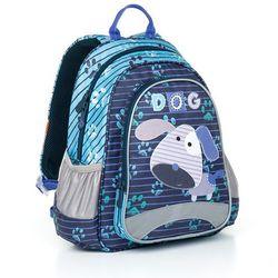 Topgal Plecak do przedszkola chi 836 d - blue