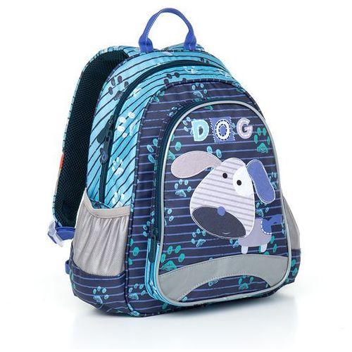 efd757ecbd21a ▷ Plecak do przedszkola CHI 836 D - Blue (Topgal) - opinie   ceny ...