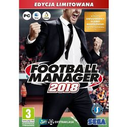Sega Football manager 2018 (pc)