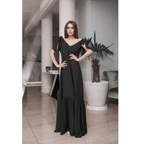 Sukienka ASTAR BLACK, w 4 rozmiarach
