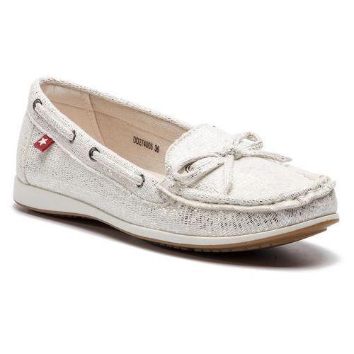 Mokasyny BIG STAR - DD274005 White, kolor biały