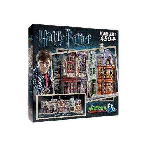 Tactic Puzzle 3d wrebbit harry potter diagon alley 450