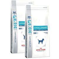 Royal canin weterynaria Royal canin hypoallergenic small dog hsd24 2x3.5kg   darmowa dostawa