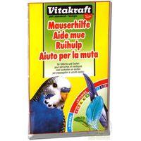 Vitakraft mauserhilfe witaminy i minerały na pierzenie dla papużki falistej 20g