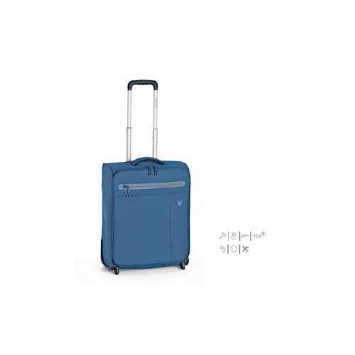 RONCATO walizka mała/ kabinowa z kolekcji BYTE 2 koła materiał Nylon zamek TSA