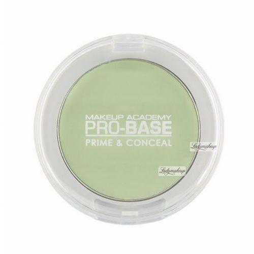 Pro-base - prime & conceal - kamuflujący korektor do twarzy - lilac Mua