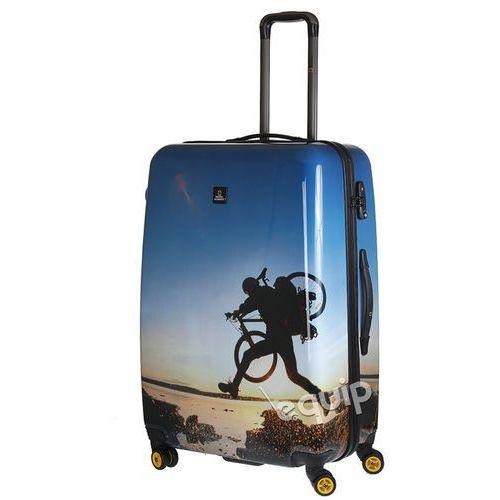 Walizka duża National Geographic Extreme Biker - Extreme Biker