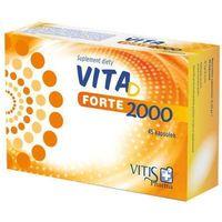 Kapsułki Vita D Forte 2000 x 45 kapsułek