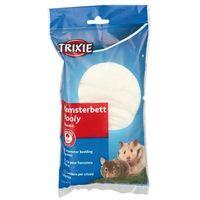 Trixie kołderka dla chomika wooly biała 20g