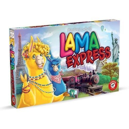 Gra Lama Express (PL) + PREZENT do zakupów za min.30 zł., GXP-740299