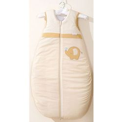 śpiworek dziecięcy haftowany słonik biszkoptowy 86-110 marki Mamo-tato