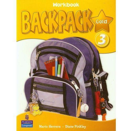 Backpack Gold 3 WB LONGMAN (9781408245064)