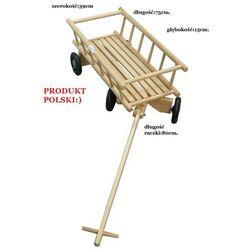 drewniany wóz drabiniasty dla dzieci odbierz swój rabat tylko dzisiaj! marki Malimas