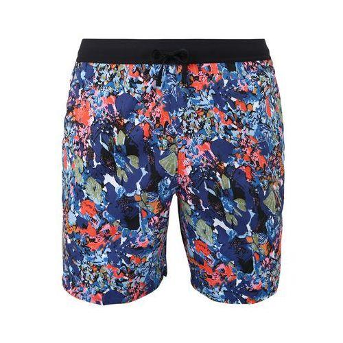 58fe4bdd2c52b7 Zobacz w sklepie Spodnie sportowe ciemny niebieski / mieszane kolory /  czerwony Nike