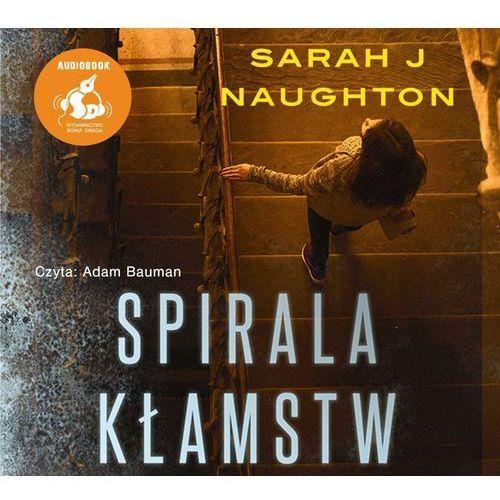 Spirala kłamstw (audiobook) (9788381104098)