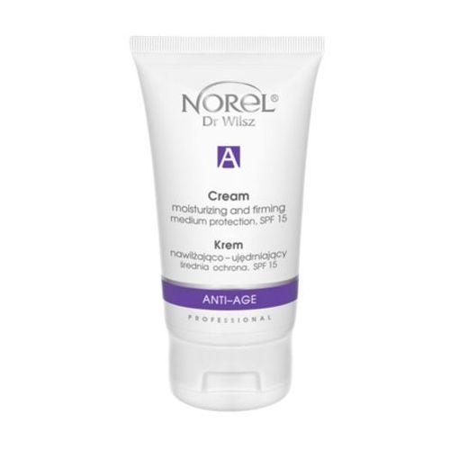Norel (dr wilsz)  anti-age moisturizing and firming medium protection cream spf15 krem nawilżająco-ujędrniający (pk020)