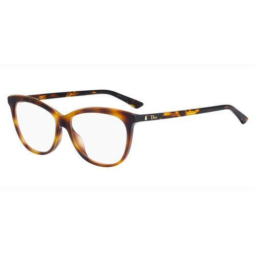 Okulary korekcyjne montaigne 49 sx7 Dior
