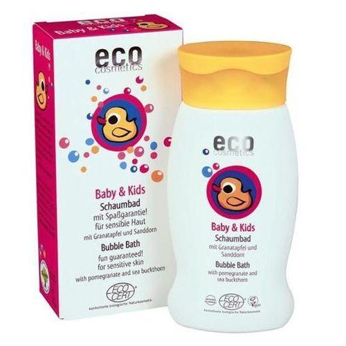 Eco cosmetics Baby & kids płyn do kąpieli z owocem granatu i rokitnikiem