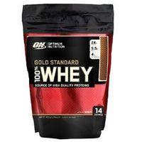 OPTIMUM NUTRITION 100% Whey Gold Std - 450 g - Podwójna czekolada
