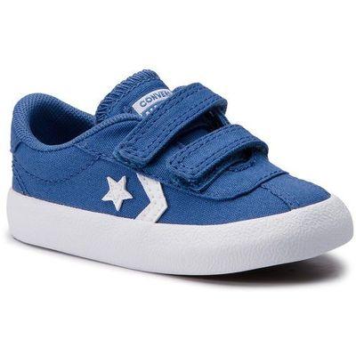 cd43d8f1b8f77 Converse Sneakersy - breakpoint 2v ox 760759c nightfall blue/nightfall blue  eobuwie.pl