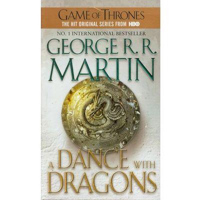 A dance with dragons -G. R.R. Martin, George R. R. Martin