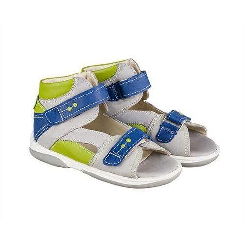 Sandały ortopedyczne monaco 3bc. buty monaco 3bc marki Memo