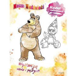 Praca zbiorowa Masza i niedźwiedź. wodne kolorowanie - opracowanie zbiorowe
