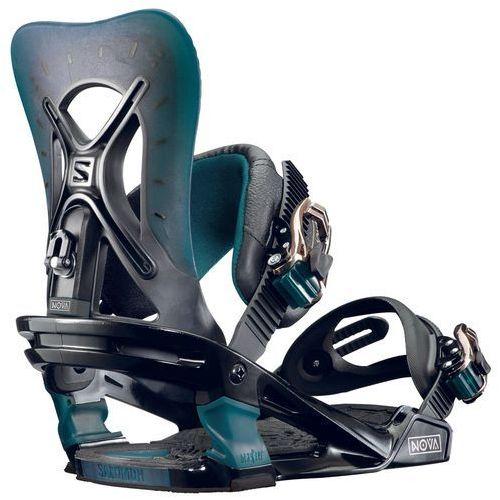 Wiązania snowboardowe nova r.s 2017 - 55% Salomon