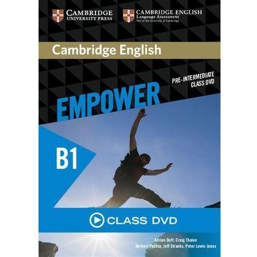 Cambridge English Empower Pre-intermediate Class DVD (Płyta DVD) (9781107466654)