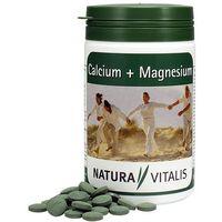 Spirulina Wapń + Magnez - dla zdrowia Twoich kości, mieśni i serca