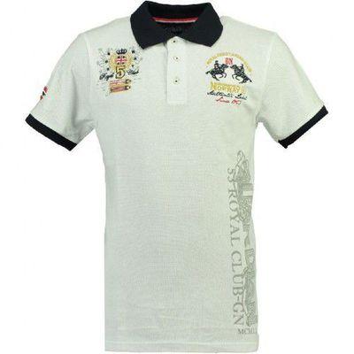 Męskie koszulki polo Geographical Norway Modosport.pl zawsze w dobrym stylu