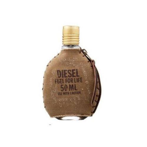 Diesel Tester - fuel for life homme woda toaletowa 75ml + próbka gratis