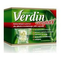 Tabletki VERDIN Complexx x 30 tabletek